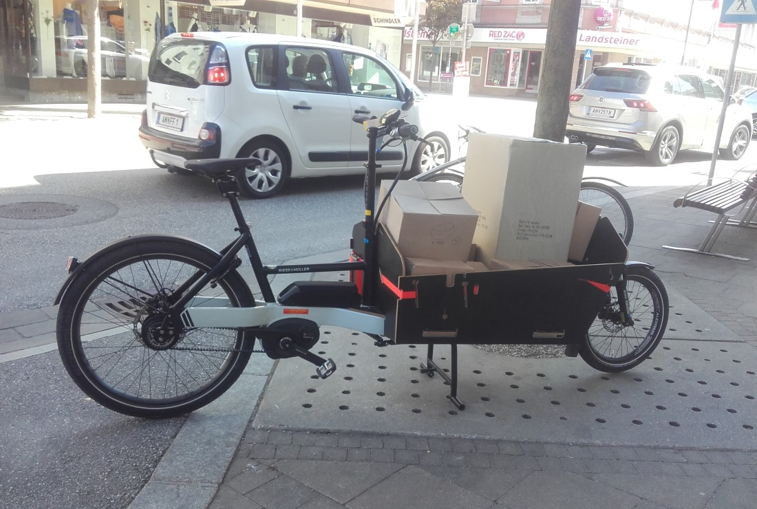 Transport Bike